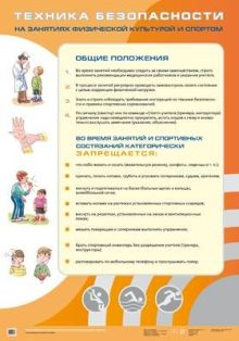 Погадаев Г.И., Мишин Б.И. - Техника безопасности на занят.физкультурой и спортом.(1) обложка книги