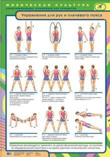 Кузнецов В.С., Колодницкий Г.А. - Упражнения для рук и плечевого пояса.(1) обложка книги