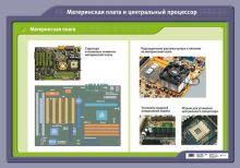Масленикова О.Н. - Материнская плата и центральный процессор(1 обложка книги