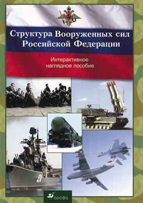 Структура Вооруженных сил России.Комплект