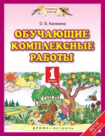 Обучающие комплексные работы. 1 класс Калинина О.Б.