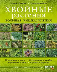 Хвойные растения. Большая энциклопедия