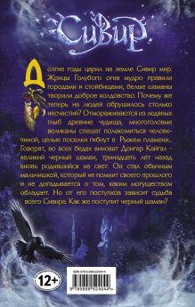Обложка сзади Донгар – великий шаман Илона Волынская, Кирилл Кащеев