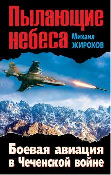Пылающие небеса. Боевая авиация в Чеченской войне обложка книги