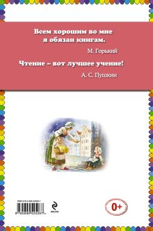 Обложка сзади Лоскутик и Облако (ст. изд.) Софья Прокофьева