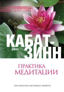 Кабат-Зинн Д. - Практика медитации: В любое время, в любом месте обложка книги