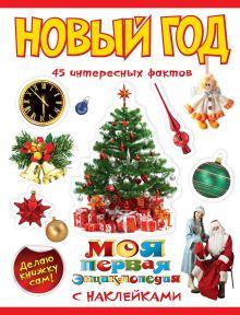 Костина Н.Н. - Новый год обложка книги