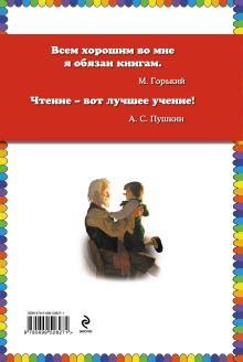 Обложка сзади Приключения Пиноккио (ил. Г. Хильдебрандта) Карло Коллоди