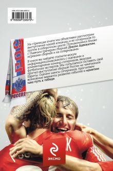 Обложка сзади Как мы выиграем ЕВРО-2012