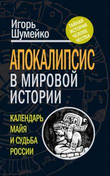 Апокалипсис в мировой истории: календарь майя и судьба России обложка книги