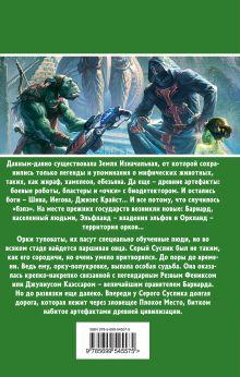 Обложка сзади Путь феникса Вадим Проскурин
