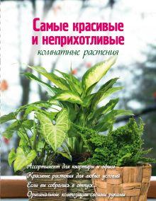 Волкова Е. - Самые красивые и неприхотливые комнатные растения (Вырубка. Цветы в саду и на окне (обложка)) обложка книги