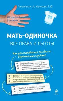 Мать-одиночка: все права и льготы обложка книги