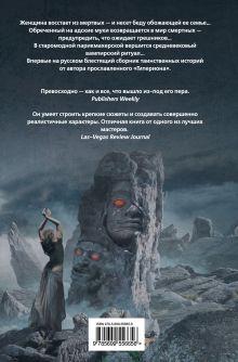 Обложка сзади Молитвы разбитому камню Дэн Симмонс