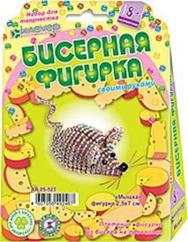 - Набор для изготовления фигурки Мышка обложка книги