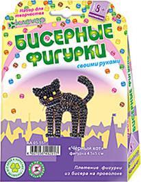 - Набор для изготовления броши Черный кот обложка книги
