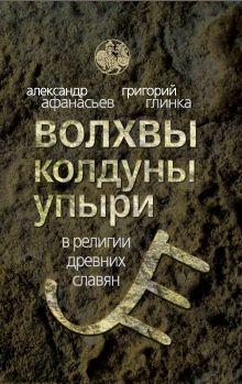 Волхвы, колдуны, упыри в религии древних славян обложка книги