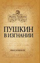 Новиков И.А. - Пушкин в изгнании' обложка книги