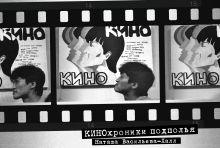 Васильева-Халл Н. - КИНОхроники подполья обложка книги