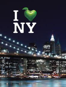 """Блокнот для записей """"Нью-Йорк"""""""
