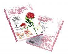 - Плетение из бумажных веревочек Набор №2 Страстная роза обложка книги