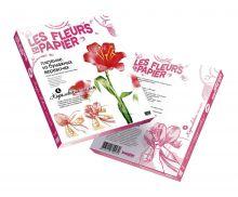 Плетение из бумажных веревочек Набор №4 Королевская лилия