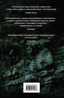 Обложка сзади Ковчег огня Хлоя Пэйлов