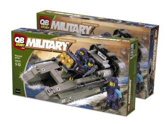 QBStory. Military. Морской десант