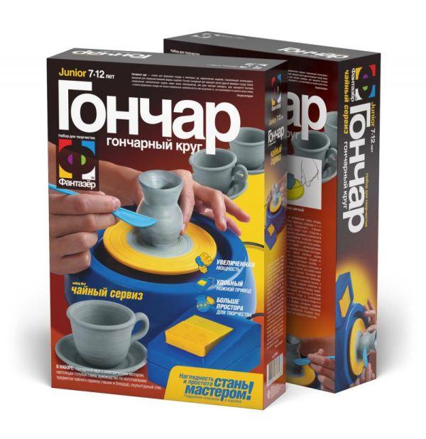 Гончар Чайный сервис