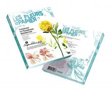 - Плетение из бумажных веревочек Набор №5 Королевская роза обложка книги