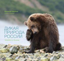 Малеев В. Г. - Дикая природа России обложка книги