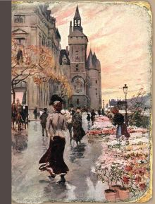 Париж (блокнот). Консьержери