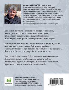 Обложка сзади МеждуМетие Михаил Этельзон