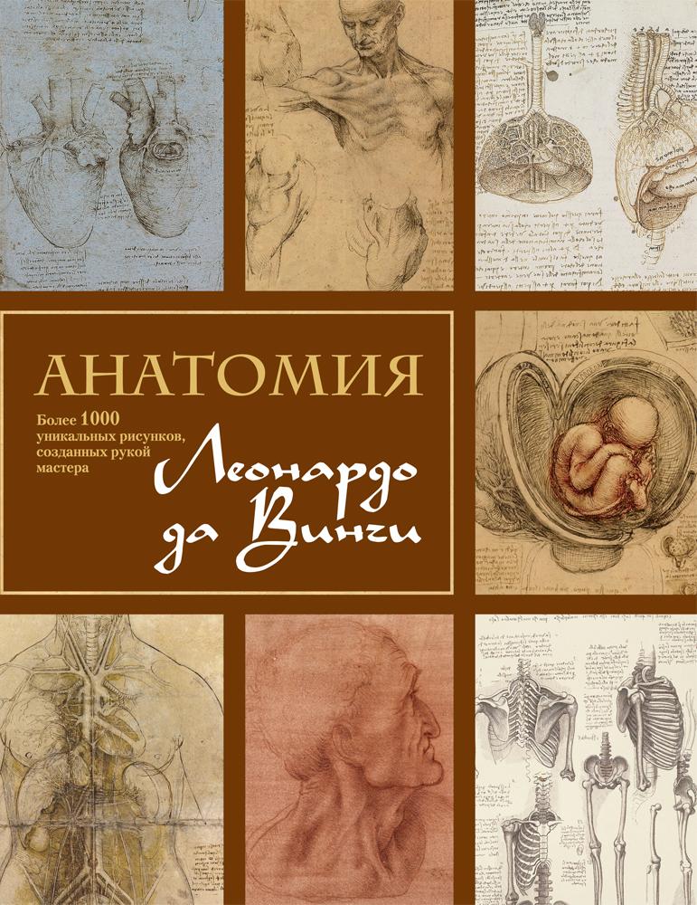 Купить со скидкой Анатомия Леонардо