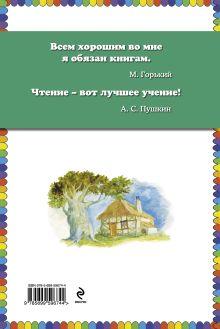 Обложка сзади Пока бьют часы (ст. изд.) Софья Прокофьева