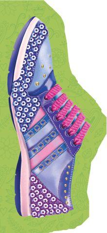 - Дневник спортивной девочки (в коробке на магнитах, с лентами) обложка книги