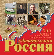 Удивительная Россия. 500 фактов о нашей стране, которые вас поразят обложка книги