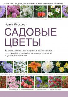 Пескова И. - Садовые цветы обложка книги