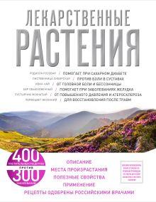 Заостровская Е.Ю. - Лекарственные растения (оформление 2) обложка книги