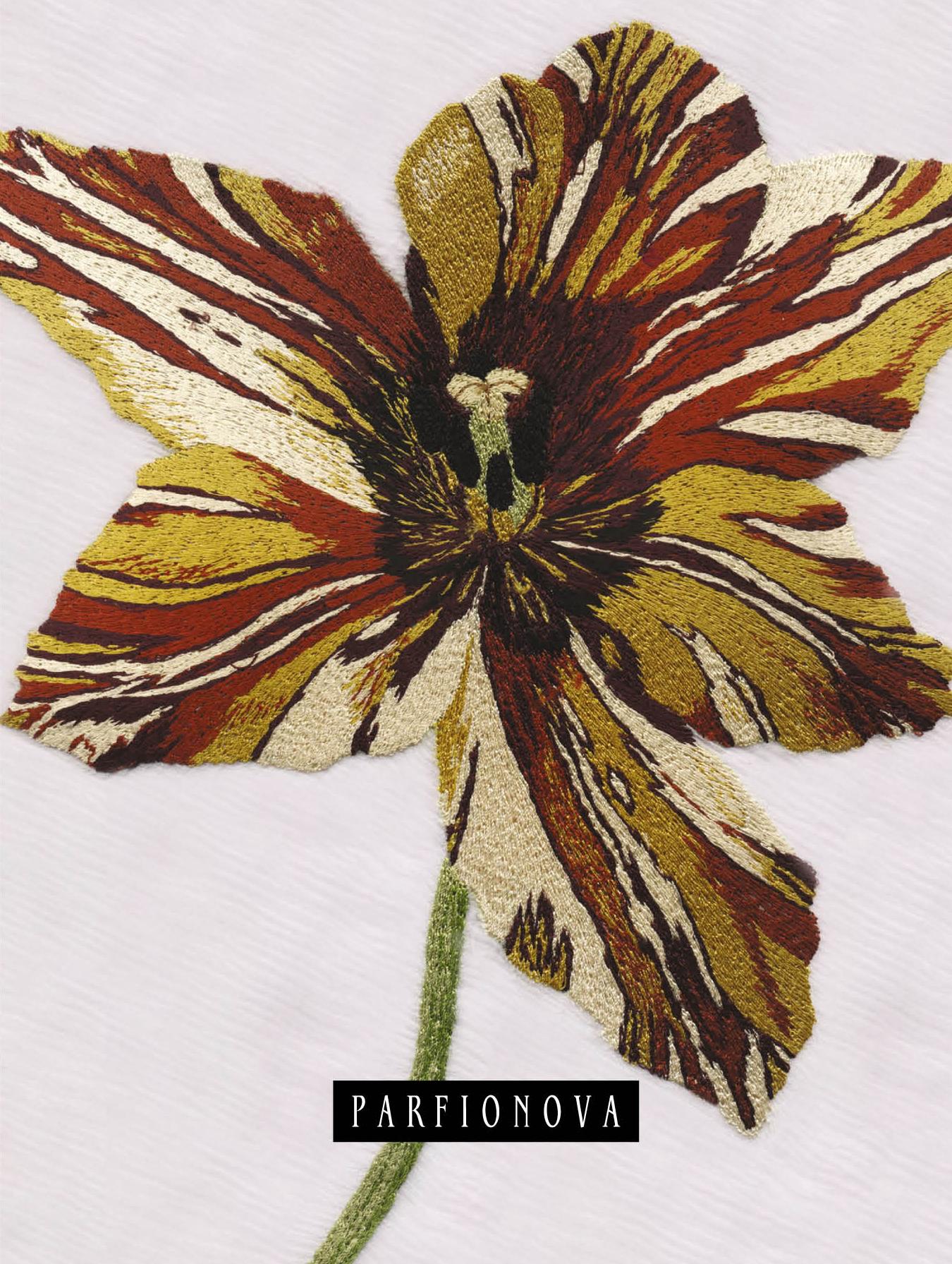 Блокнот для записей «Раскрытый тюльпан» ( Парфенова Т.В.  )