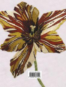 Обложка сзади Блокнот для записей «Раскрытый тюльпан» Татьяна Парфенова
