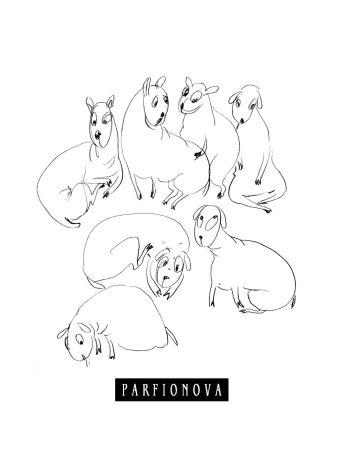 Блокнот для записей «Игрушки. Овцы» Парфенова Т.В.