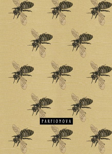 Блокнот для записей «Рой пчел»