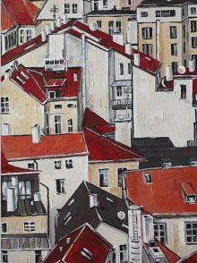Обложка Блокнот «Прага»