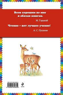 Обложка сзади Бемби (ст. изд.) Феликс Зальтен