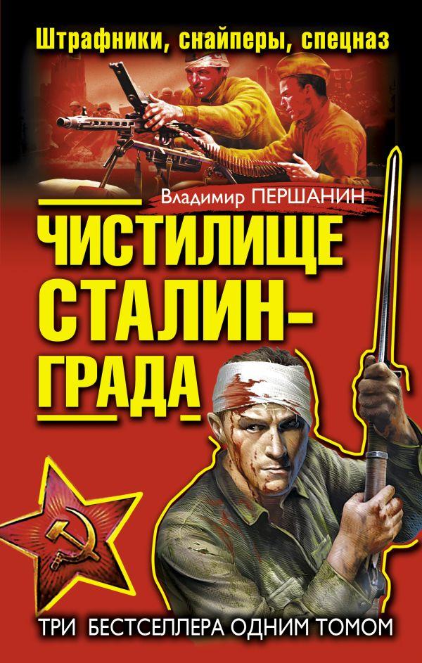 Чистилище Сталинграда. Штрафники, снайперы, спецназ Першанин В.Н.
