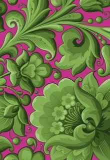 Обложка Блокнот для записей «Хохлома N5 мини»