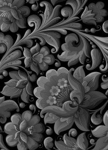 Обложка сзади Тетрадь «Хохлома N2 макси» Денис Симачев