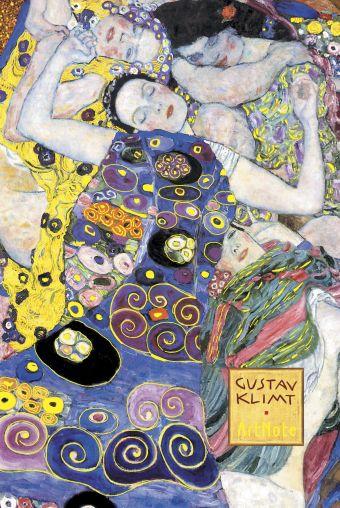 Густав Климт. ArtNote (синий)