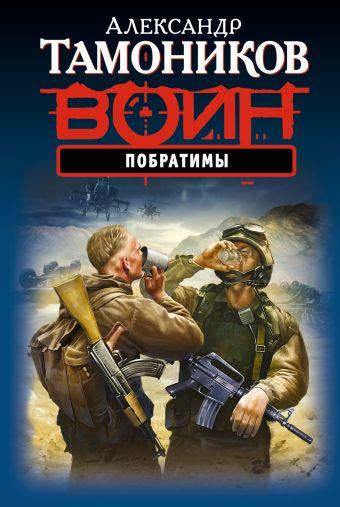Побратимы Тамоников А.А.